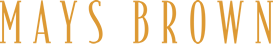 Mays Brown Retina Logo